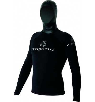 Undervest Mystic Matrix Metalite Hooded L/S