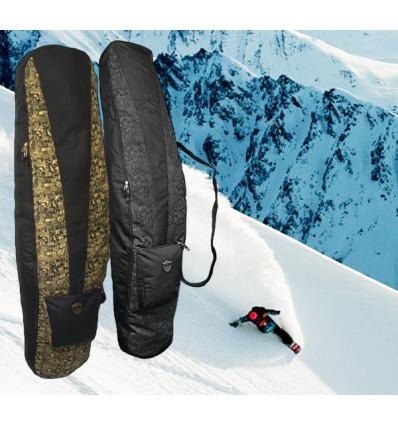 Board bag snowboard, Flow Bullet Proof 09