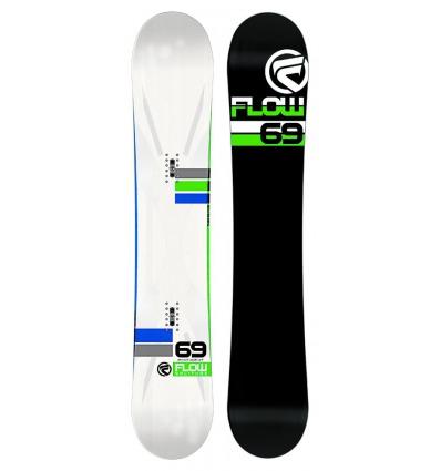 Planche Snowboard FLOW Solitude