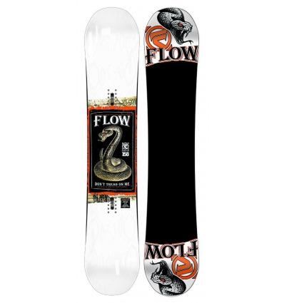Planche Snowboard FLOW Quantum 158