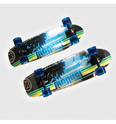 Skate MANUAL mini Cruiser