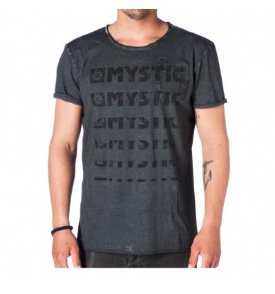 T-shirt MYSTIC Bisect A phantom grey