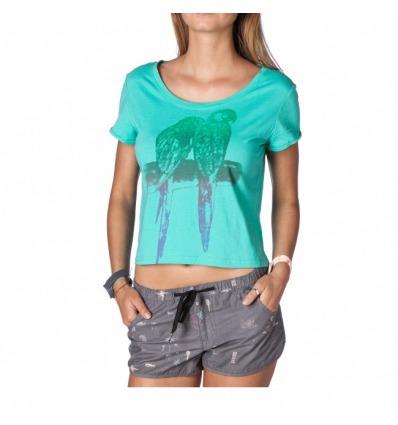 T-shirt women MYSTIC Shrunk
