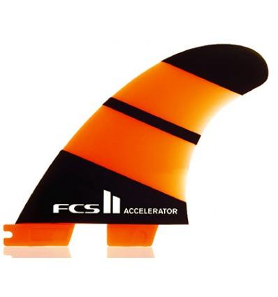 Ailerons FCS II Accelerator neo glass
