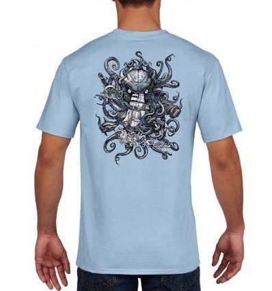 T-shirt Rietveld Kraken Time