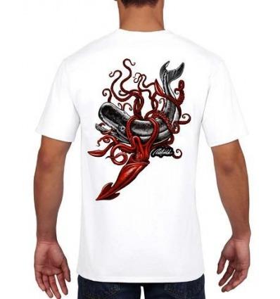 T-shirt Rietveld Squid Attack
