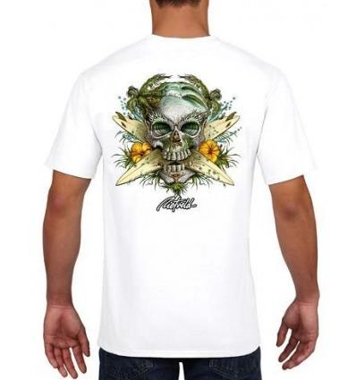 T-shirt Rietveld Surf Skull